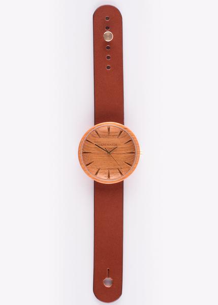grandis koka rokaspulkstenis