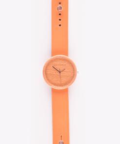 ovily koka rokaspulkstenis minimālisma stilā