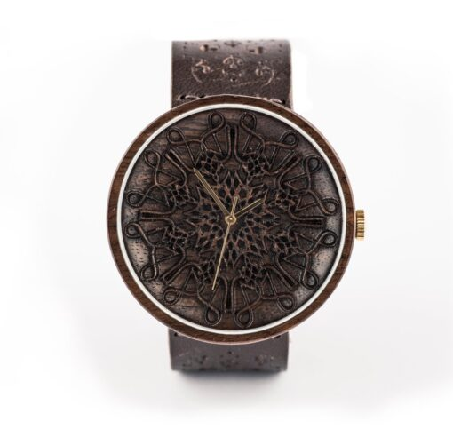 basileus koka rokaspulkstenis
