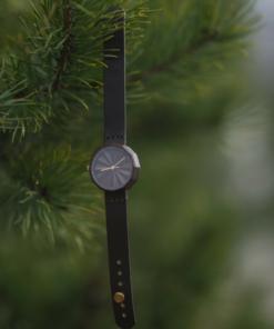 natura 36 koka rokaspulkstenis bruns