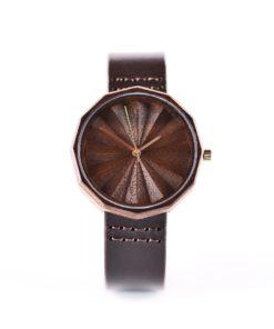 natura36 koka rokaspulkstenis
