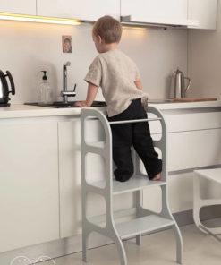 todler step stool for kitchen
