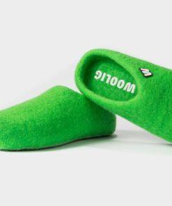 wool slippers woolig