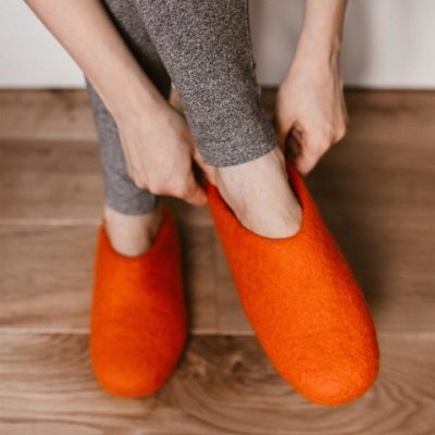 woolig slippers cozy