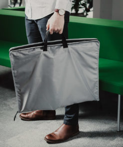 foldable garment bag business