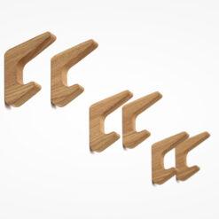 wooden wall hooks raitis