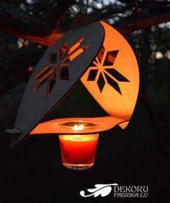 auseklis latrerna svece