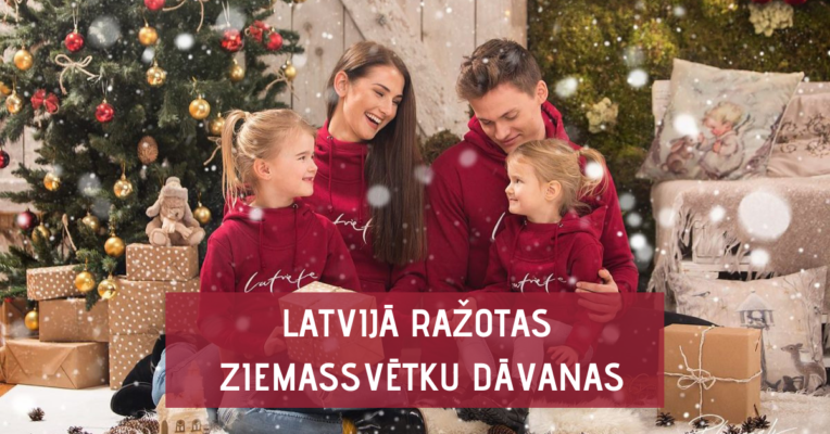 lavija razotas ziemassvetku davanas